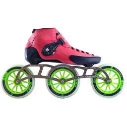 Luigino Strut P51 Pink 125 Skate