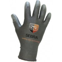 Sebra Glove Protect IV Black Edition